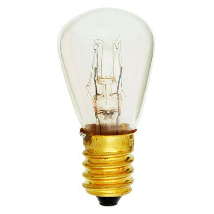 Ecowatts - Luce notturna Incan. 10W E14 2750K 110 Dim.