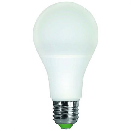 Standard A60 LED 330° 9W E27 4000K 820Lm Opaca