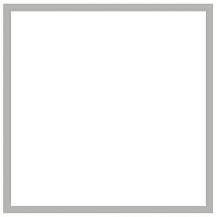 Kamet - Pannello LED 600x600 36W 3000K 3200lm 120° bianco