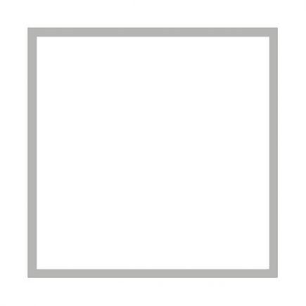 Kamet - Pannello LED 620x620 36W 4000K 3780lm 120° bianco
