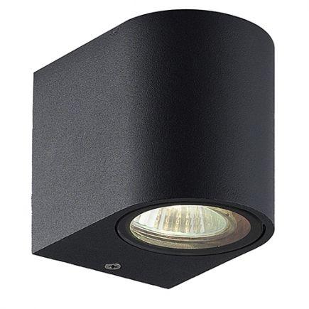 Capella - Lampada da parete verso il basso 68x93x80 GU10 11W max. nero