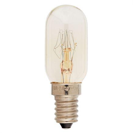 Lampada Tubo per macchina da cucire Incan. 25W E14 2750K 130 Dim. Ch.