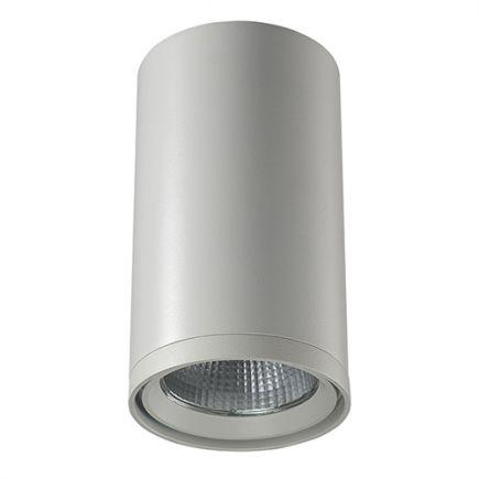Pandore - Downlights LED per montaggio a parete Ø85x150 10W 3000K 800lm 20° bianco