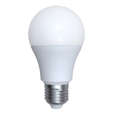 Ecowatts - Standard A60 (3 pezzi) LED 270° 6W E27 2700K 470Lm Opaca