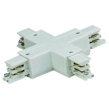 Connettore X bianco