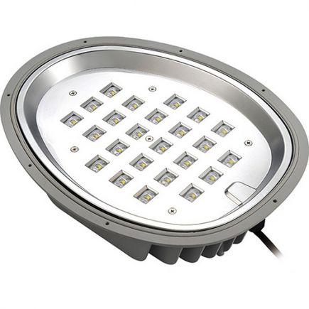Sponde - Modulo LED 328x260x56 40W 3000K 4484lm 85x135° argento