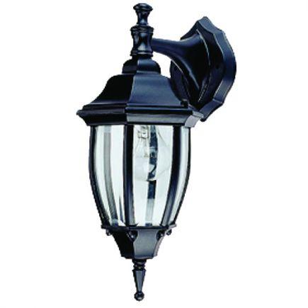 Adara - wall lamp 188x155x420 E27 60W max. black