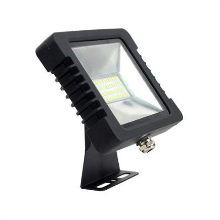 Yonna - Lampada del proiettore LED IP 65 200x148.5x34.5 30W 4000K 2280lm 110° nero