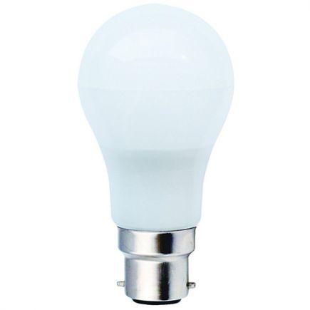 Standard A55 LED 330° 7W B22 2700K 550Lm Dim. Opaca