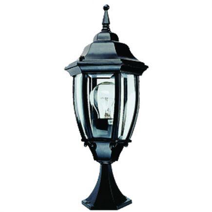 Val I - wall lamp 155x155x480 E27 60W max. black