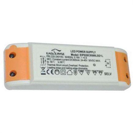 Driver dimmerabile per faretto LED 132x45x24 18W bianco Dim