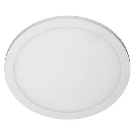 Rama - Plafoniera a LED IP 65 Ø270x45 14W 3000K 1000lm 120° bianco