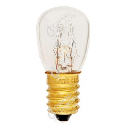 Lampada per Forno Incan. (<300°C) 15W E14 2750K 110 Dim.