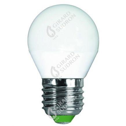 Sferica G45 LED 330° 5W E27 2700K 400Lm Opaca