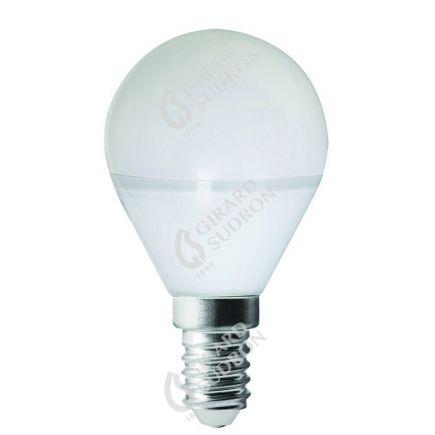 Sferica G45 LED 330° 5W E14 2700K 400Lm Opaca