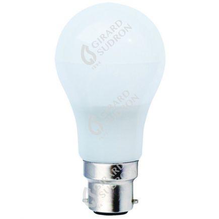 Standard A60 LED 330° 9W B22 4000K 820Lm Opaca