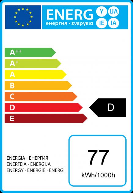 Standard A60 Eco Alogeno 77W B22 2750K 1326Lm Dim. Ch.