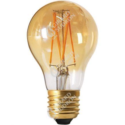 Standard A60 Filamento LED 8W E27 2200K 600Lm Dim. Amb.
