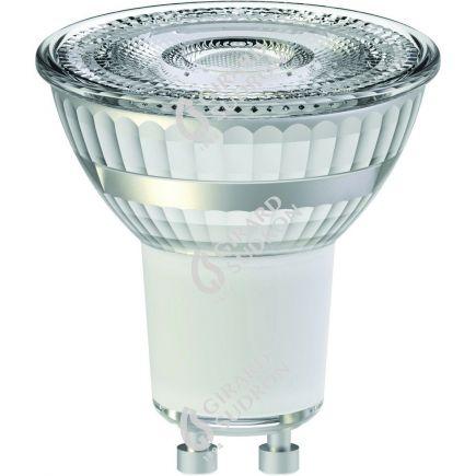 Spot LED 5,5W GU10 2700K 350Lm 36° Dim. Dichroïque
