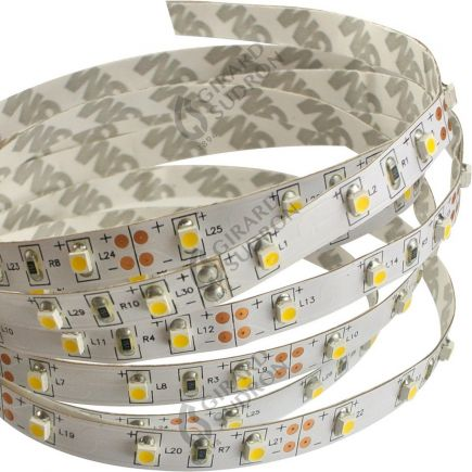 Leda - LED strip 5000x8x3 12V 24W 6000K 330lm 120° Dim