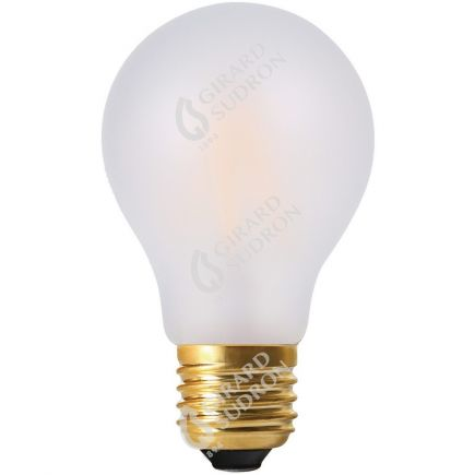 Standard A60 Filamento LED 4W E27 2700K 380Lm Dim. Mat