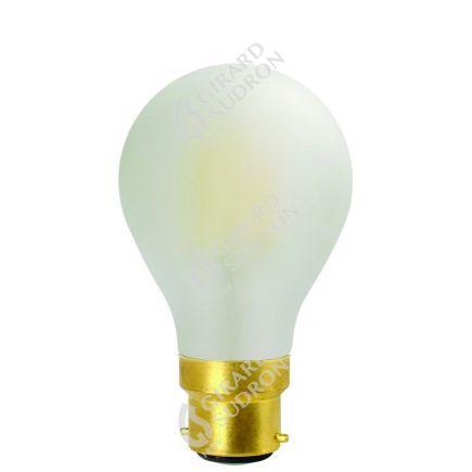 Standard A70 Filamento LED 8W B22 2700K 1000Lm Mat