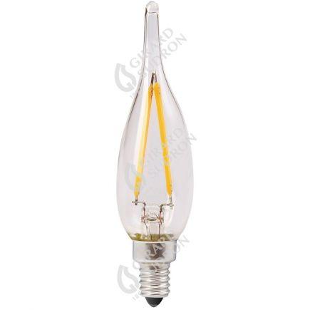 Candle GS1 Filament LED 1W E10 2700K 100Lm Cl.