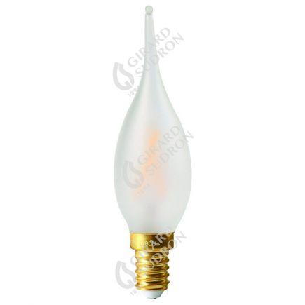 Fiamma GS4 Filamento LED 2W E14 2700K 210Lm Mat