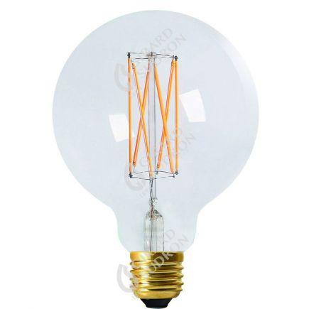 Globe G125 Filamento LED 4W E27 2300K 300Lm Dim. Ch.
