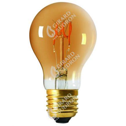 Standard A60 Filamento LED LOOPS 3W E27 2000K 150Lm Amb