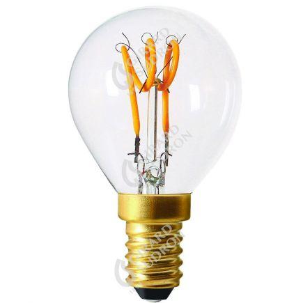 Sferica G45 Filamento LED LOOPS 2W E14 2200K 110Lm Ch.