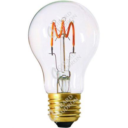 Standard A60 Filament LED LOOPS 3W E27 2200K 170Lm Cl.