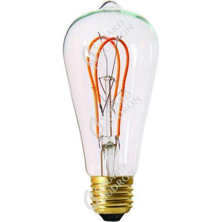 Edison Filamento LED LOOPS 5W E27 2200K 300Lm Ch.