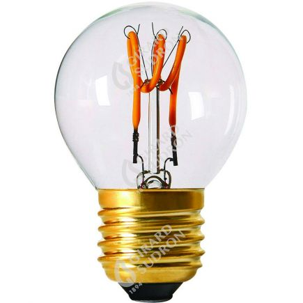 Sferica G45 Filamento LED LOOPS 2W E27 2200K 110Lm Ch.