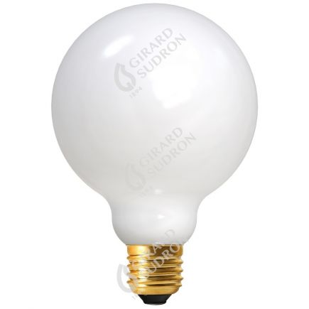 Globe G95 Filamento LED 7W E27 2700K 806Lm Bianco latte