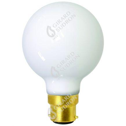 Globe G80 Filament LED 7W B22 2700K 806Lm Milky