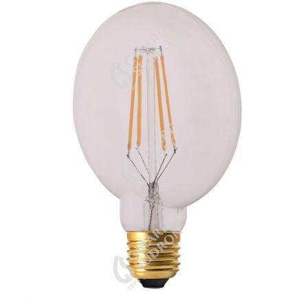 Ampoule Plate G105 6W 700lm E27 2700K Cl. Dim