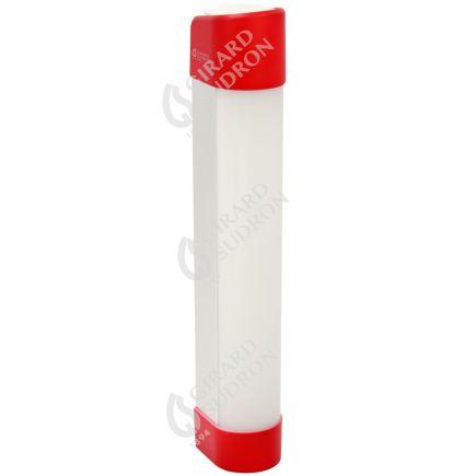 Dione - Batterie tube LED de secours 194x32.5x40 4W 6000K