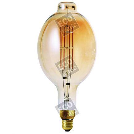 FS Ecowatts - Big Egg Zole LED filament 395mm 8W E27 2000K 700Lm Dim. Amb. 3125469989813