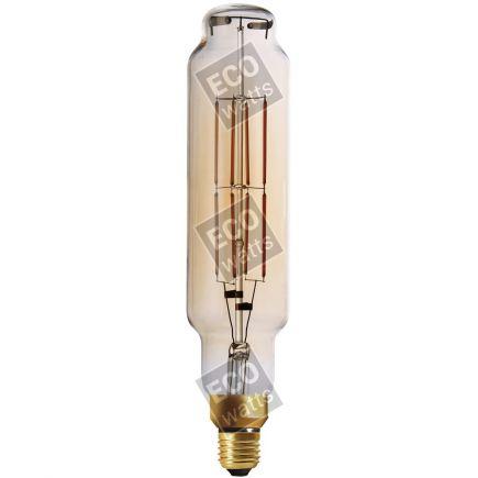 FS Ecowatts - Big Tube T75 Mona LED filament 350mm 8W E27 2000K 700Lm Dim. Amb. 3125469989820