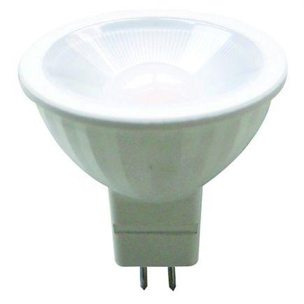 Spot LED 5W GU5.3 2700K 400Lm 100° Opaca
