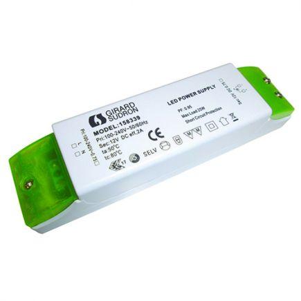 Driver for LED strip 12V 25W DC