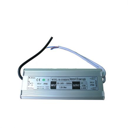 Driver Led 100W 24V DC IP66