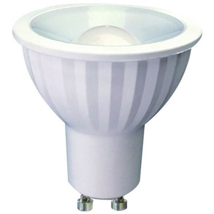 Ecowatts - Spot LED 7W GU10 4000K 600Lm 100° Ch.