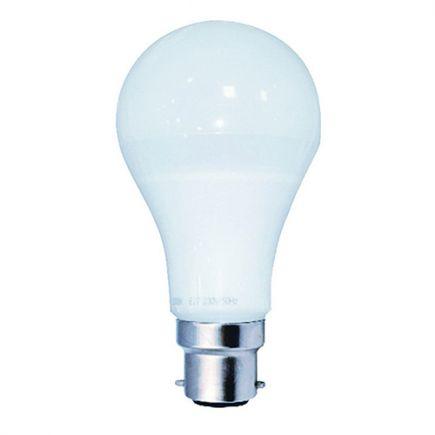 Standard A65 LED 330° 12W B22 4000K 1055Lm Opaca