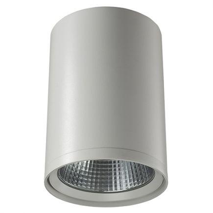 Pandore - Downlights LED per montaggio a parete Ø130x190 30W 4000K 2650lm 24° bianco