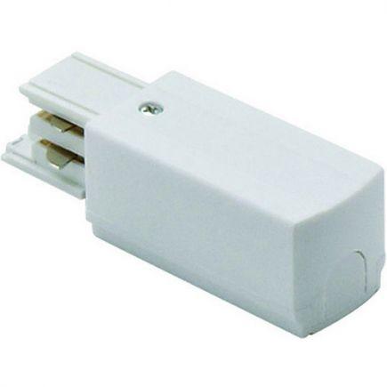 Connettore START - Alimentazione a 3 circuiti - Spina sinistra, Bianco