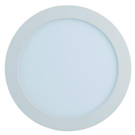 Kili - Faretti LED Ø225x25 inc.Ø207 18W 3000K 1260lm 110° bianco
