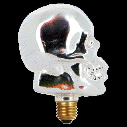 Ampoule SKULL Cosmos 3D D95 4W E27 2700K